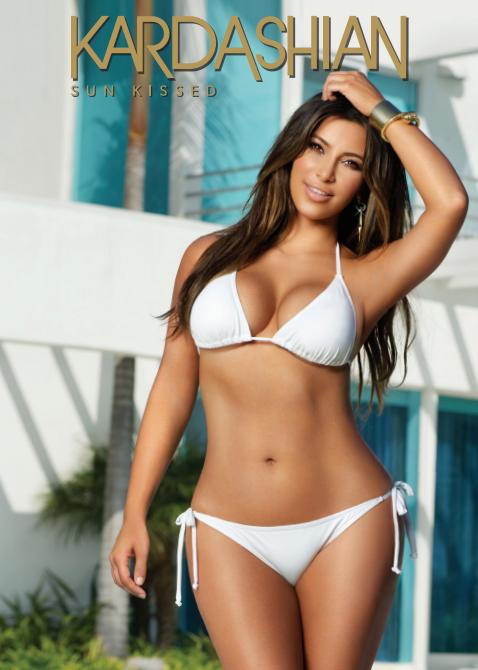 Actress Kim kardashian Armpit Show Photos