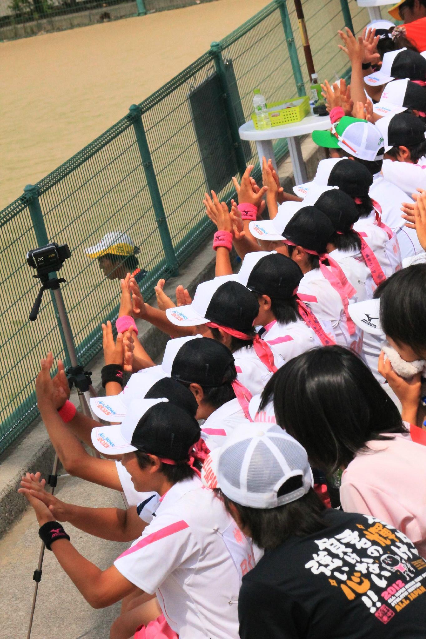 ぉまみ on Twitter \u0026quot;2014南関東インターハイ@千葉県白子町◆ソフトテニス競技開幕まであと10日!◆(Photo:2013大分インターハイより)