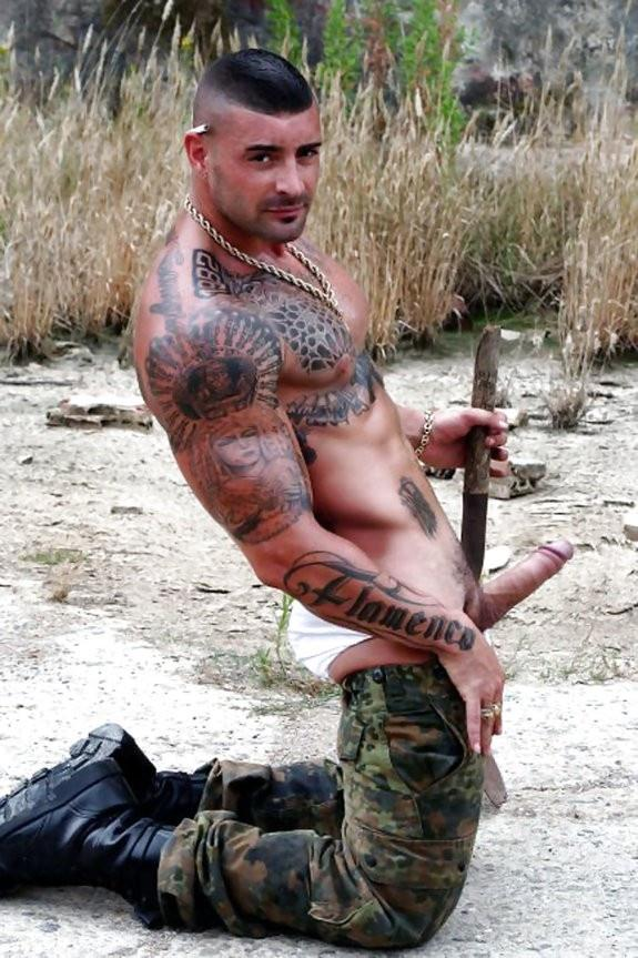 Military Dick 42