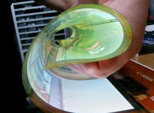 Flexible Displays Going Commercial http://t.co/I41BmbjbQ4 http://t.co/CWZUkFnVJz