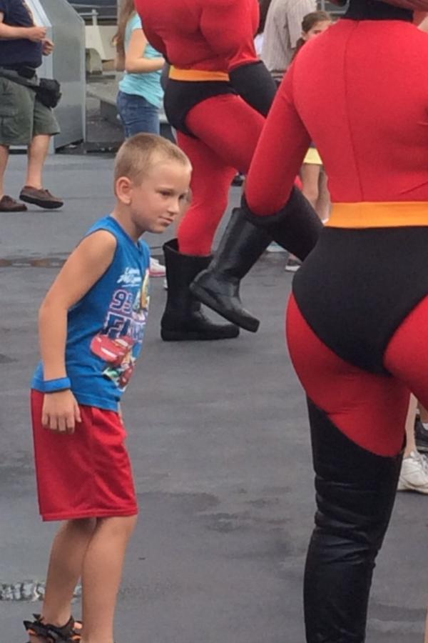 ms incredible butt