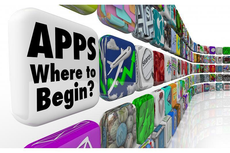 Apps where to begin