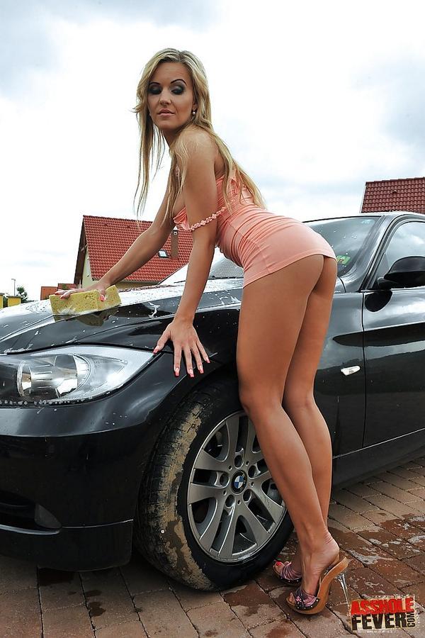 Nude russian wife