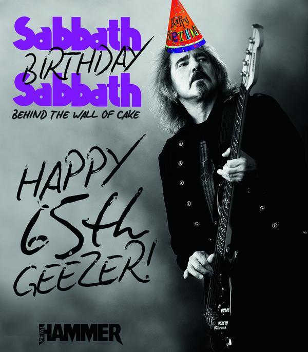 MetalHammer Happy 65th Birthday To BlackSabbaths Geezer Butler Pictwitter RTnV22rnRx