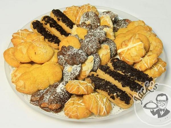 Рецепты печенья в форме на газу