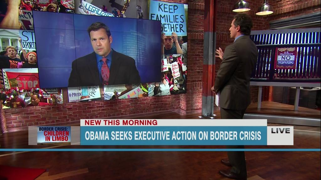 Twitter / ChrisCuomo: The fixes to the #BorderCrisis ...