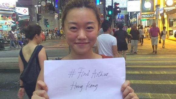 Charity launches global #FindArthur campaign  http:// itv.co/1kzWOTY     <br>http://pic.twitter.com/ZePtqoiqyE