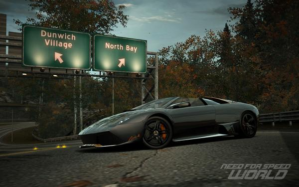 Its #TweetItUpThursday & I just entered to win a Lambo Murciélago LP 650-4 Roadster from @NFSWorld! RT to enter!