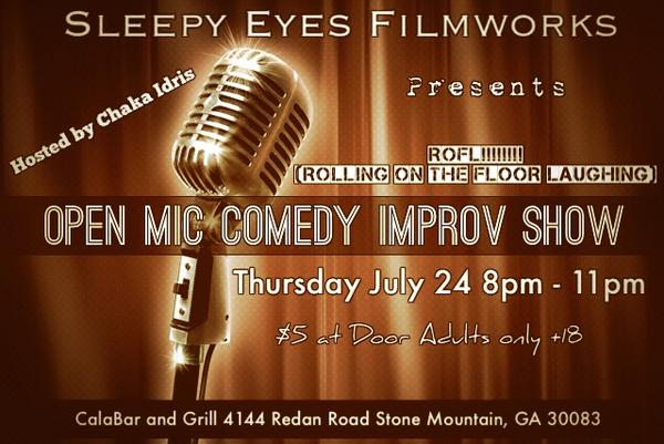 Can't wait to hang out with my fam next week! #sleepyeyesimprov #atlanta #improv #comedy #comedyWithSleepy http://t.co/tEc3gcqBfX