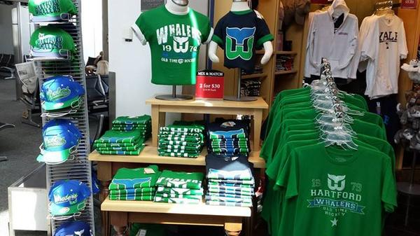 Hartford Whalers on Twitter