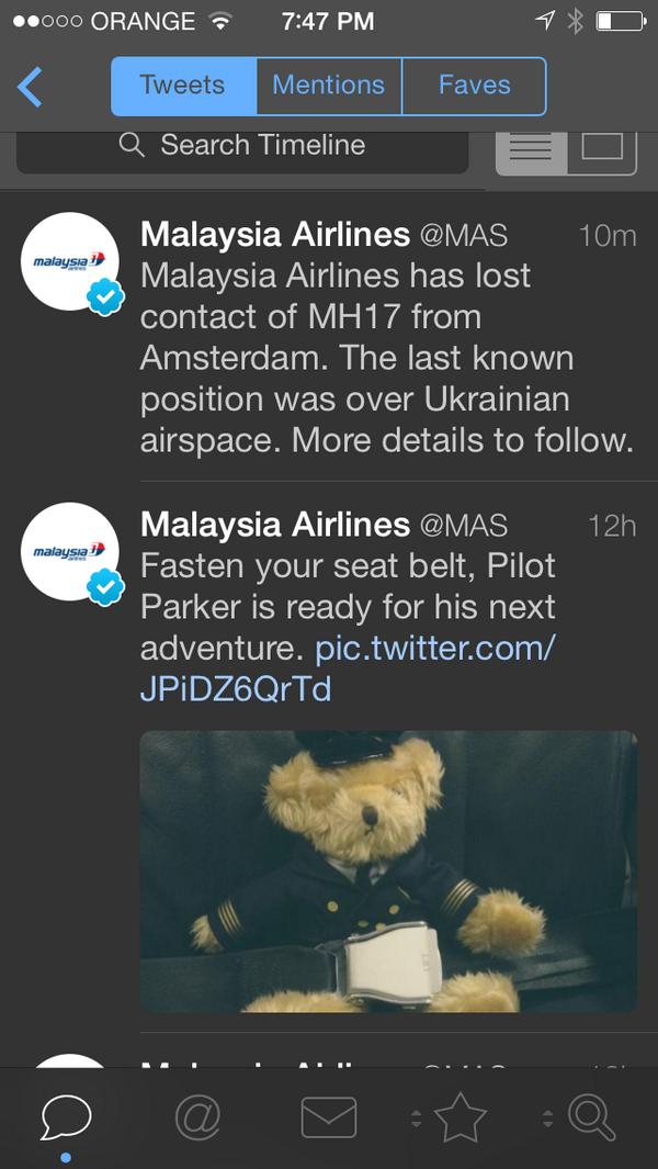 I blame Pilot Parker http://t.co/oQl1FSa6G0