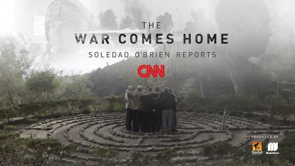 We're proud to present #TheWarComesHome a collaboration w/ @soledadobrien. @CNN premiere 8/12 http://t.co/YhGlhg2f7F http://t.co/Rrt4RbXQyl