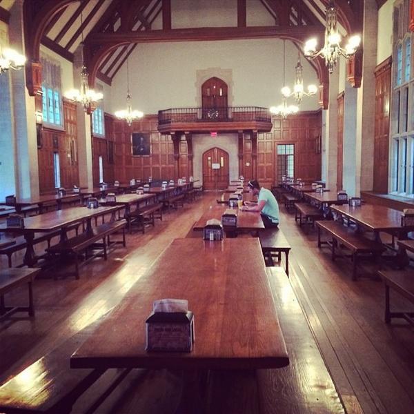 Kenyon College Dining Hall