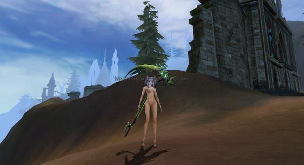 Fiesta online nude patch