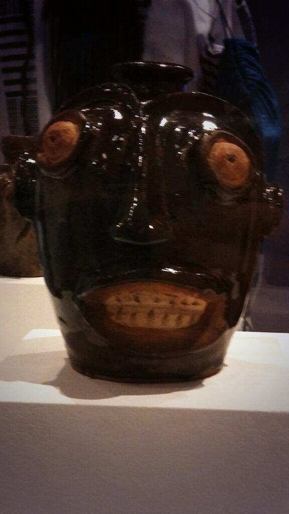 One of my favorite forms and pottery traditions.  Face Vessels Kongo Across the Water #GeorgiaHumanities http://t.co/Bn2qa7HPlz