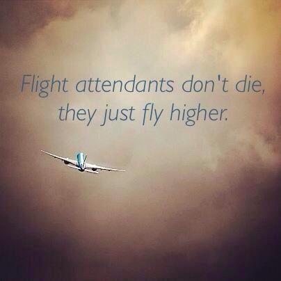 Precious words to describe flight attendants who always face the risks of flying. RIP to all the crew of #MH17. http://t.co/IwGYYGeWoG