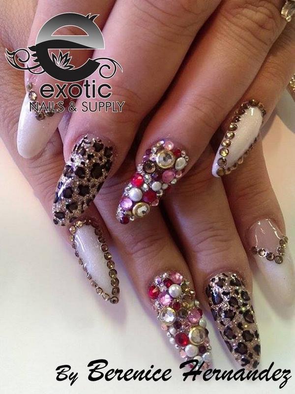 Exotic Nails - Stockton CA (209) 477-4941