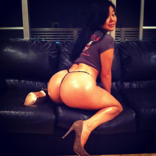 girl Thick big asses asian