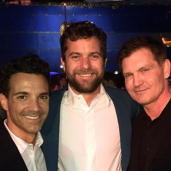 """Kevin Williamson on Twitter: """"Fun at the TCA's with ..."""