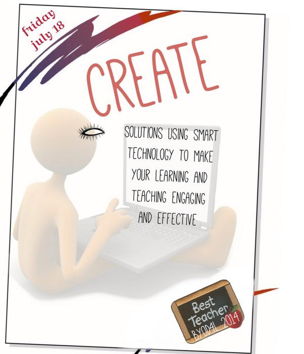 Enjoy your last day of #BYOD4L creating. http://t.co/5VjtvUHyRn