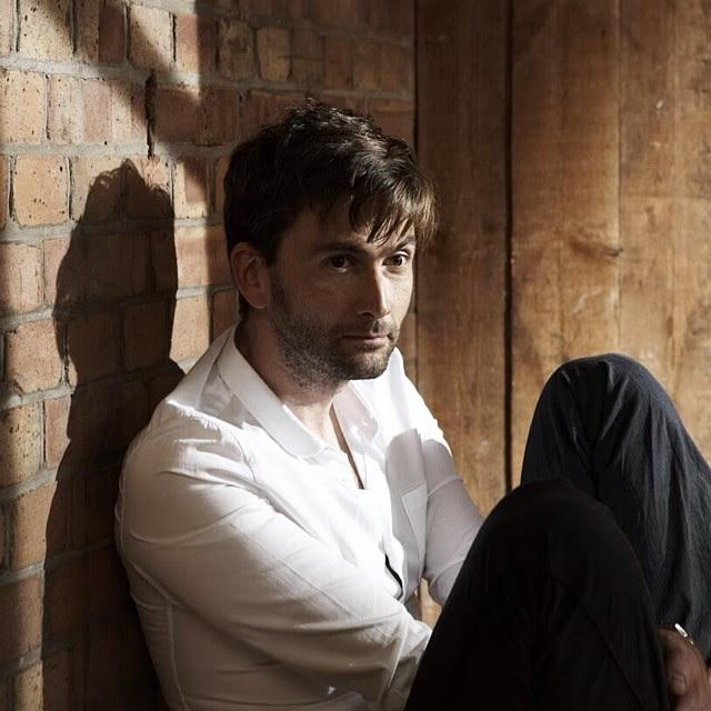 David Tennant by Ellis Parrinder