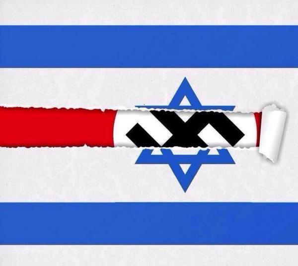 """@Saudiwoman: #Zionist #Israel is a fascist ethnocracy. #GazaUnderAttack http://t.co/NIMefbkmQP"""
