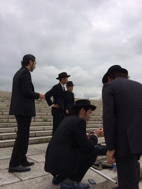 さて、札幌千歳に向かう羽田空港で待ち。明日7/19からの岩見沢ジョインアライブ、明日は勝手にしやがれ&渡辺俊美で出演。明後日はTHE King ALL STARSで出演。皆さんよろしくお願いします。