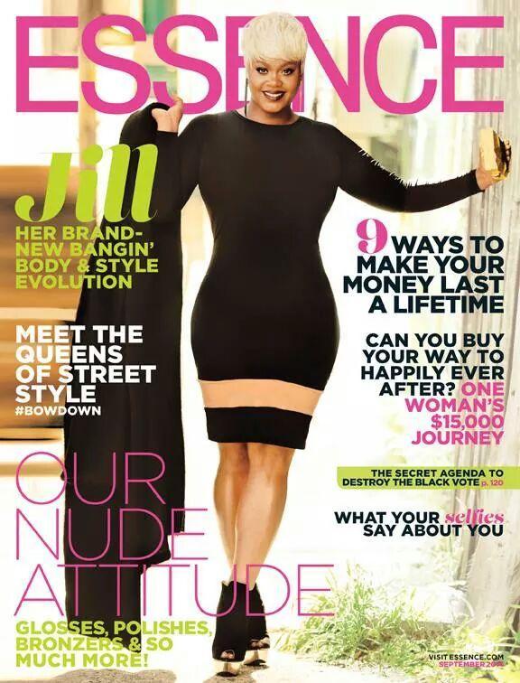 .@missjillscott ESSENCE Magazine, 2014. #Chameleon ...Stunning, Lovely, Divine. http://t.co/I7OiNe233H