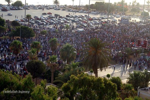 #Benghazi speaks. No to terrorism and no to Ansar Al-Sharia. Get out. Photo: https://t.co/emv5Kk3nhk #libya RT http://t.co/5zl7BeZPGl