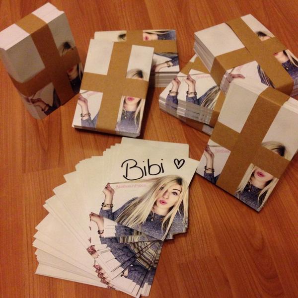 B I B I On Twitter 1000 Neue Autogrammkarten Httptco
