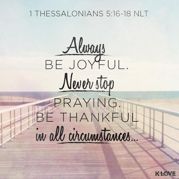 "K-LOVE Radio On Twitter: ""#VOTD #scripture #joy Http://t"