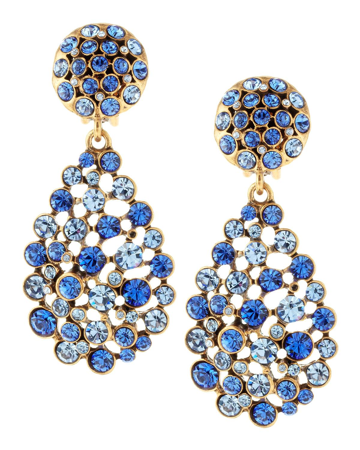 Into the blue with these @OscarPRGirl stunners, now on sale: http://t.co/ZjkhR0Kzle http://t.co/kFyzBoEHjy