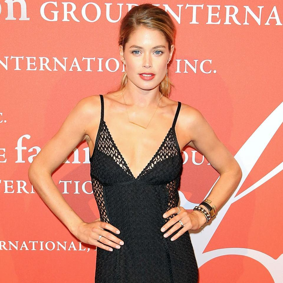 SO sweet: meet Doutzen Kroes' newborn daughter—and find out her name—here: http://t.co/qOt080OgDe http://t.co/rzeelIO9Nh