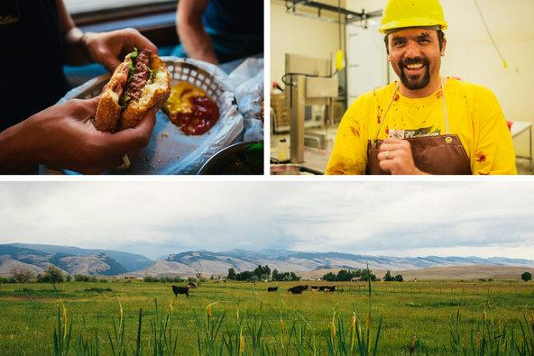 A bike, a butcher and a world-class burger. @TheFatRadish's dispatch from Wyoming  http://t.co/Flabs04Pn2 http://t.co/R8t2vwTnsw