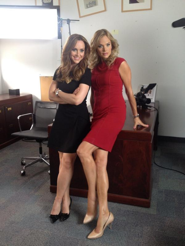 Kate Beirness On Twitter Here Is Our Attempt At Being Sassy Cantnotsmile Jenniferhedger Http T Co Aeitqvbknn