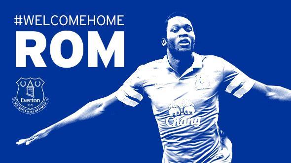 Romelu Lukaku Akhirnya Dijual Chelsea Ke Everton