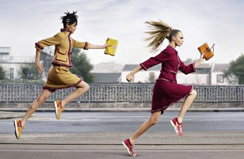 Jogging in Chanel like it's totally casual. http://t.co/9t8HpnrzGL http://t.co/ETvQtT2fjI