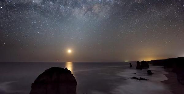 Los cielos de #Canarias, los más limpios y claros de Europa. Buenas noches… #Astronomía http://t.co/D7u3GW54tz