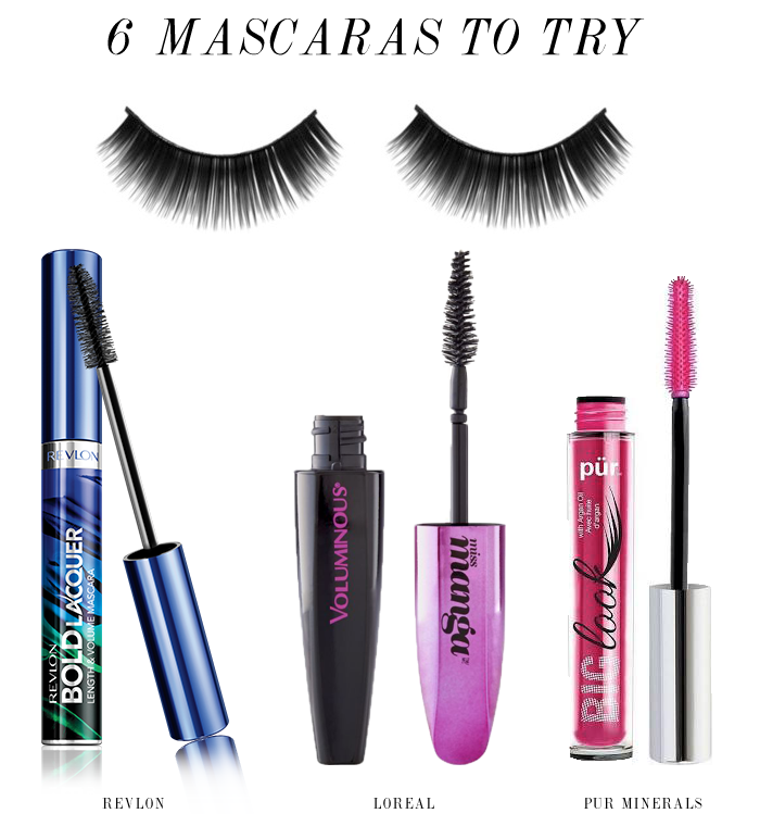 6 amazing mascaras you NEED to try: http://t.co/hBZ1hMjBiK http://t.co/Fy3ubhasq3