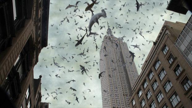 Retweet If you are Ready & Excited for 'Sharknado 2' @SharknadoSyfy #Sharknado2 http://t.co/Xrk8uhhJPu