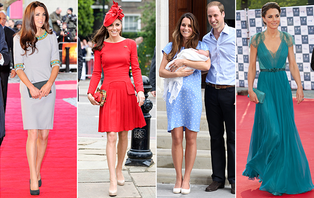 Our favorite royal and her flawless style: http://t.co/gENIazCWz9 #KateMiddleton http://t.co/fHvcjTz302