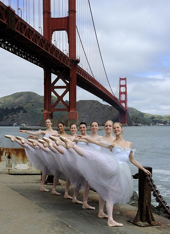 +1 Well, you do make a good pointe. RT @sfballet: @GoogleLocalSF We're a BALLET #CityExperts! http://t.co/2Aa6qI6HBq