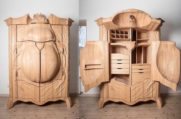 Beetle Cabinet: http://t.co/vWMMRldvXY http://t.co/WYhobdIIN4