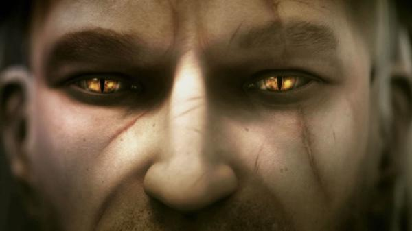 Madfergy On Twitter The Incredible Eyes Of Geralt Of Rivia