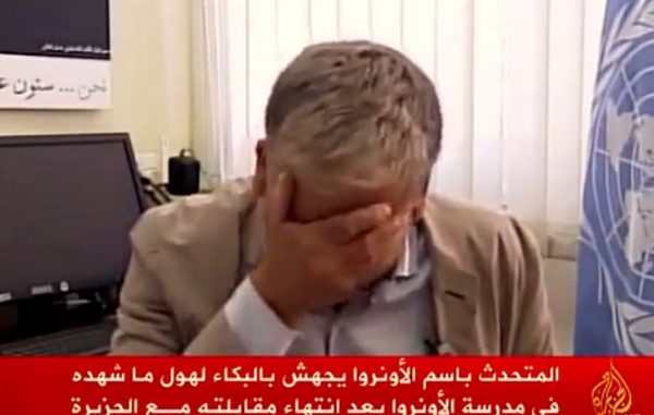 Shannon Bream destroys UNRWA tool Chris Gunness VIDEO