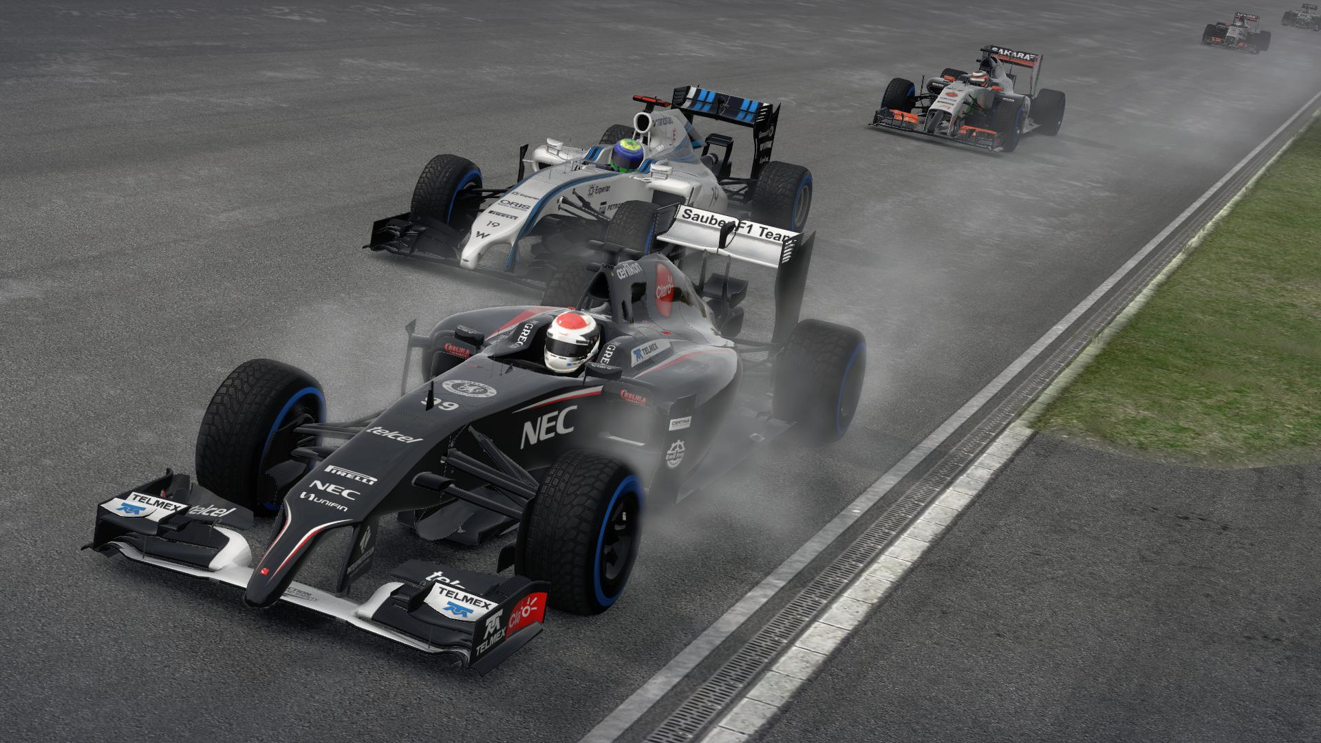 F1 2014 - Codemasters Bt3YTBHIIAA58Wh