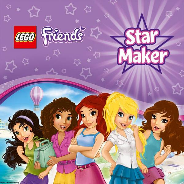 ... us from the 7th 10th august as the lego friends star maker experience