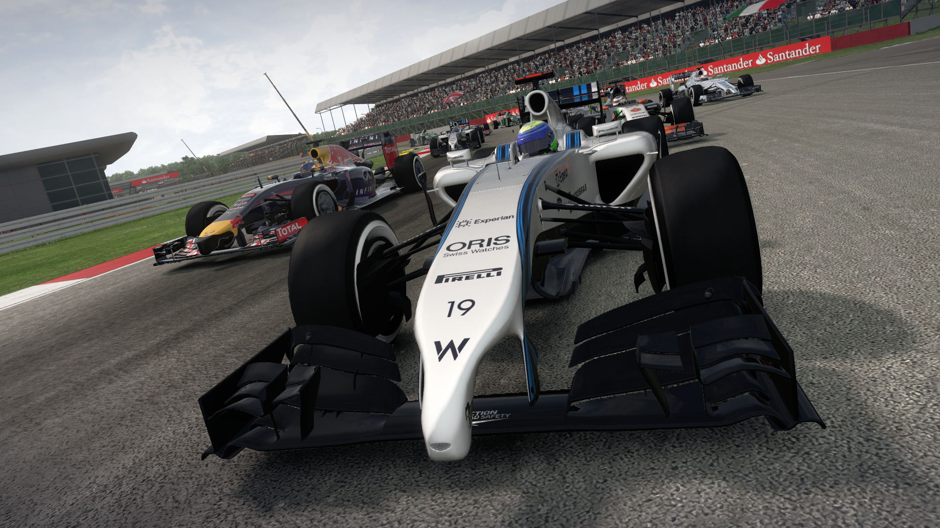 F1 2014 - Codemasters Bt3tQQwIIAAZbR7