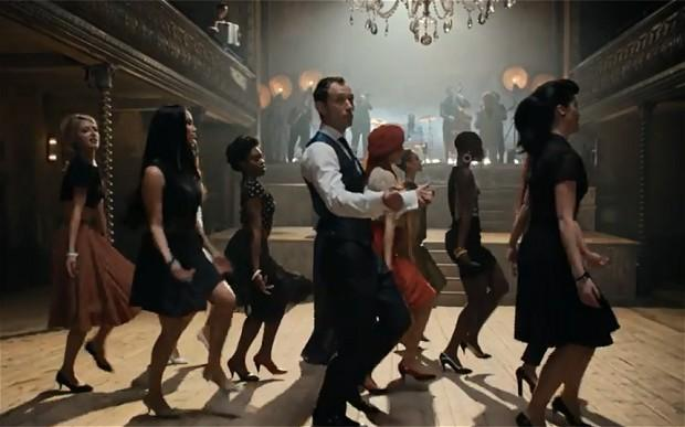 Ad of the Day: Johnnie Walker releases a toe-tapping new ad starring Jude Law http://t.co/abJ6eBQq8p http://t.co/qksBjfDnEE