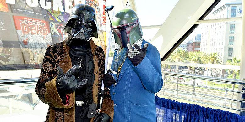 30 Of The Coolest Cosplay Outfits You'll Ever See From San Diego 2014 Comic Con http://t.co/qbLTeSp4rQ http://t.co/czacrBaN6S